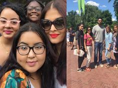 Vacation diaries: Abhishek Bachchan and Aishwarya Rai Bachchan's fun-filled New York trip New York Vacation, New York Travel, Bollywood Updates, Bollywood News, Aishwarya Rai Bachchan, Diaries, Bubble, Fun, Pictures