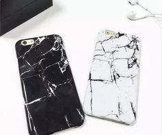 New Fashion Granite Marble Texture Funda Capa Coque Slim Hard Plastic Phone Cases Cover For iPhone 5 6 Pc Cases, Cute Cases, Apple Products, Best Makeup Products, Iphone 5s, Iphone Cases, Apple Iphone, Phone Cases Marble, Marble Pattern