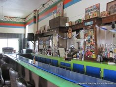 One of the oldest, original and intact bars in Detroit.