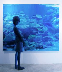 Japanese 3D Art - 3D Paintings by Shintaro Ohata