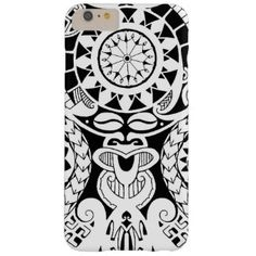 Polynesian tattoo design with lizard and tiki mask iPad air cover Polynesian Tattoo Designs, Tiki Mask, Ipad Air Case, Tribal Patterns, Tribal Tattoos, Tattoo Maori, Iphone 6 Plus Case, How To Draw Hands, Gifts