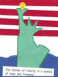 TLC Lessons - Make-A-Book - America