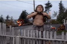 """Somehow, you could totally relate to the """"truffle shuffle"""" even if you"""