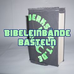 Bibeleinbände Logos, The Bible, Simple Machines, Falling Asleep, Yarn And Needle, Silk Screen Printing, Ideas, Logo