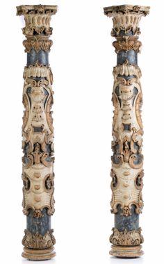 Column Design, Lightsaber, Textile Prints, Pedestal, Wood Carving, Baroque, Concept Art, Layouts, Calendar