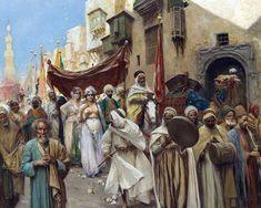 Peinture d'Algérie