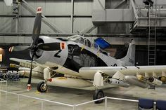DAYTON, Ohio -- Douglas A-1E Skyraider in the Southeast Asia War Gallery at the National Museum of the United States Air Force. (U.S. Air Force photo)