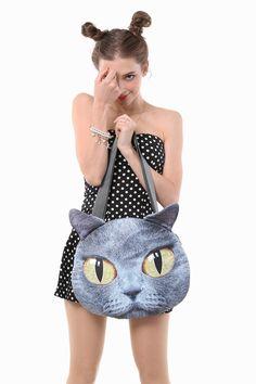 Kitty Cat Handbag