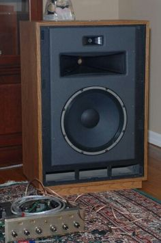 Klipsch- Cornwall, a pair that you should absolutely buy immediately if you see them. And you have around $1100 on you. Will not disappoint