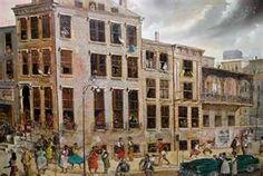 Joseph Sheppard Oil Painting Harlem Renaissance
