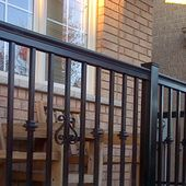 Get attractive railings for increase the beautifulness of your own house. Emporium Railings provide all kind of railings for house decoration .We provide Glass Railings, Glass Deck Railings & Deck Railings in Toronto & Mississauga.