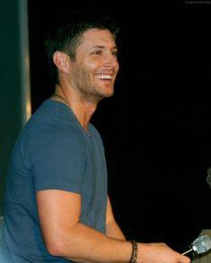 Jensen Ackles. Smile *-*
