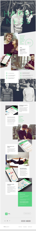 Wifeel #webdesign #emotional #emotions #photography #youth