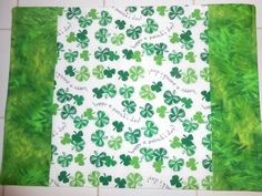 Happy St. Patty Day 4pc Saint Patrick's by ColdStreamCrafts