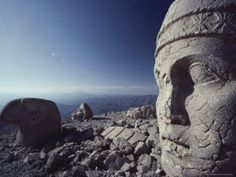 Nemrut, Turkey.