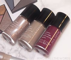NEW!! Mary Kay City Modern Collection Nail #Lacquers https://www.marykay.com/LaShon