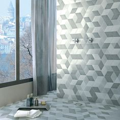Merola Tile Concret Rombo Louvre 8-3/4 in. x 8-3/4 in. Porcelain Floor and Wall Tile-FNU9CRLO - The Home Depot
