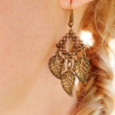 Collection: fall in love - boucles d'oreilles - sierra