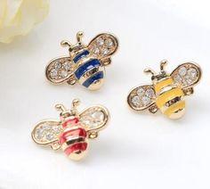 Яркие маленькие пчелки) ~ 47 руб. Брошь пин.    http://ali.pub/16sn3a