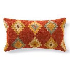 Beril Kilim Lumbar Pillow