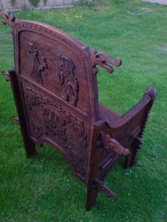 Viking Chair  - Dagfari hrut -