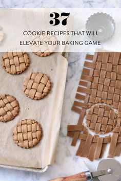 37 Cookie Recipes That Will Elevate Your Baking Game via @PureWow