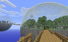 Warning: This set of instructions is intended for intermediate and experienced Minecraft players. If you are not an experienced MInecraft player you will need to follow the in game instructions to learn how to play the game in order to be able to follow these instructions. This set of instructions is a guide on how to construct a glass dome on Minecraft. A glass dome in Minecraft is a pixelated dome meant to resemble a real-life dome. Since Minecraft is strictly square the dome will not be…
