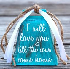Rustic Wedding Cake Topper. HorseShoeFever, Etsy, Love, Distressed, Aqua, Mr. and Mrs. Cake Topper. Western, Country, Southern, Cowgirl, Cowboy, Southern, Cows, Cattle, Dairy, Wedding Gifts, Bridal Shower, Ring for a Kiss, Kissing Bell, Engagement, Save the Date, Custom Order. HorseShoeFever.Etsy.com
