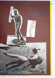 Kippenberger, Martin - 1986 - Kunstverein Hamburg (Büttner, Herold, Oehlen)…