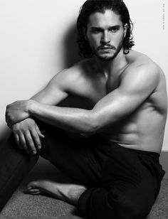 designscene:  Kit Harington for Wonderland Magazine by Cuneyt Akeroglu