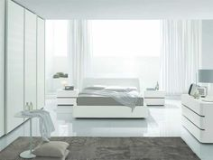 With the assistance of this high-tech bedroom set, you are going to be able to create your bedroom truly original. Bedroom is where that gives us rest... http://zoladecor.com/white-modern-bedroom-furniture-set