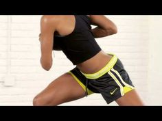 Jodie Williams: Side Lunge Rotation to Single Leg Hop