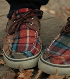 Casual plaid for Fall