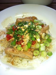 Pork Tenderloin - Thai-Style
