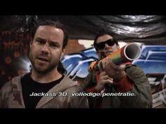Jackass 3.5 (2011 FULL MOVIE) (With Dutch Subtitles) (HQ) *staples testicles to thigh..Yayyyy!!! lol RIP Ryan Dunn :(