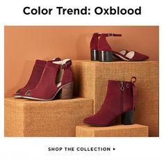 Oxblood sandals taking you from summer to fall - kdzambo@barkleyus.com - Barkley Mail