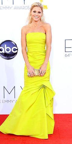 Julie Bowen, 2012 Emmys Red Carpet