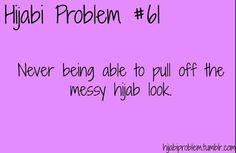 Hijab problems