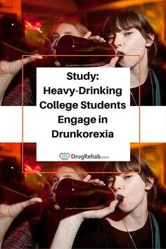 Drunkorexia refers to diet-related behaviors before drinking #alcohol. #News
