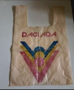 My Memory, Paper Shopping Bag, Childhood Memories, Period, Vintage, History, Retro, Nostalgia, Historia