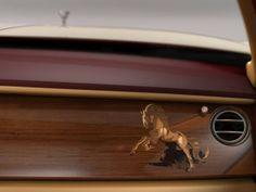 Rolls Royce Ghost – Majestic Horse Collection I GF Luxury I http://www.gf-luxury.com/motors-car-rolls-royce-ghost-majestic-horse-collection-year-2014-jahr-des-pferds.html