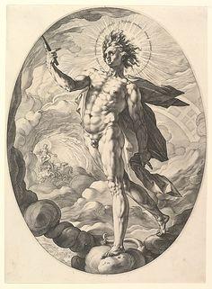 Hendrick Goltzius   Apollo   The Met