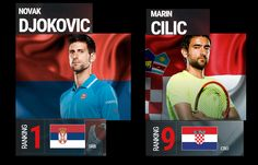 Marin Cilic v Novak Djokovic Tips | US Open Semifinal Tennis Betting Prediction - http://tennis-tips.co.uk/US-Open-Semifinal-Preview/10th-September-2015/Marin-Cilic-v-Novak-Djokovic-Tennis-Betting-Tips