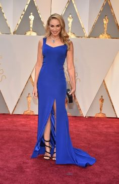 Oscar 2018 red carpet pictures of dresses
