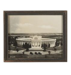 Framed Photograph of Tomb of the Unknown Soldier