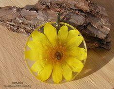 Flower pendant. Flower brooch. Unusual by CreationsOfTrueFairy, $25.00