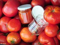Como conservar tomates