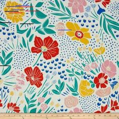 Online Shopping for Home Decor, Apparel, Quilting & Designer Fabric Flower Pattern Design, Flower Patterns, Cloud 9, Discount Designer, Accent Decor, Fabric Design, Printing On Fabric, Craft Projects, Kids Rugs