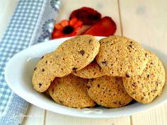 Biscotti zaeti con cioccolato