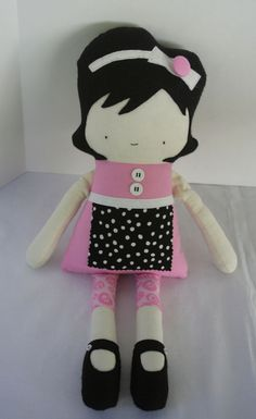 Stuffed Doll, Rag Doll, Fabric Doll, Cloth Doll, Handmade Doll, Soft Doll, Ragdoll, Soft Toy, Plush Doll.